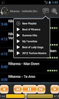 Screenshot of Online Music