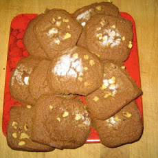 Captain Morgan's Blackstrap Molasses Cookies