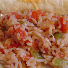 Easy Texas Rice