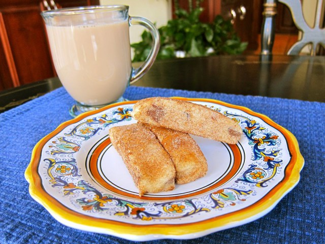 Bubbie Ruth's Mandel Bread