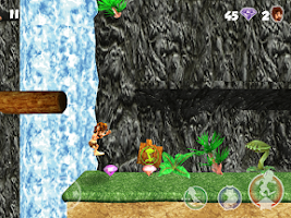 Screenshot of Wilsons Adventure