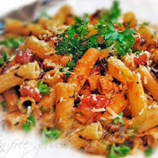 Penne Arrabiata with Brown Rice Pasta