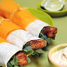 Crackling Fish Tacos