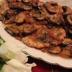 Chicken Marsala II