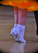 Children's Ballroom dancing