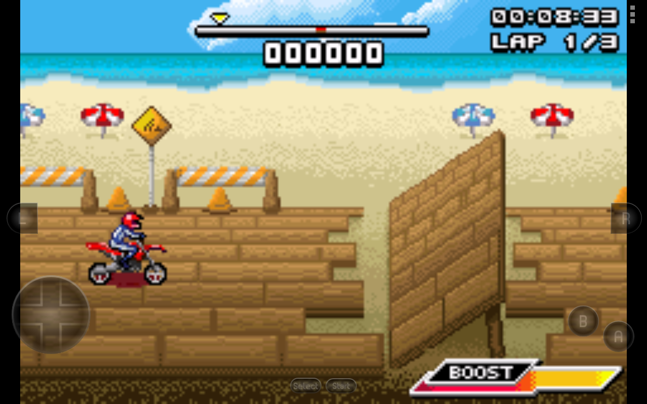 GBA.emu Screenshot 3