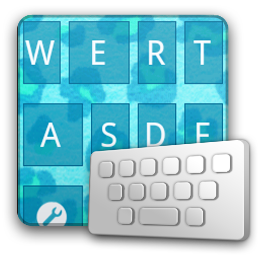 AnimalLeopardBlue keyboard ski file APK Free for PC, smart TV Download