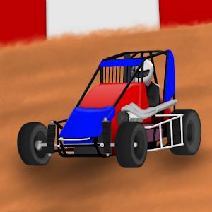 Butt Midget racing simulator but