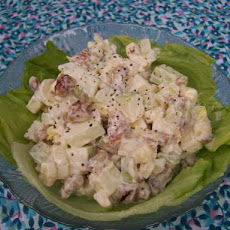 Apple-Cheese Salad
