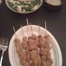 Shish Taouk (Tawook)/ Chicken Kebab