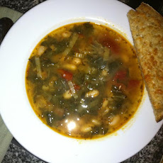 White Bean and Chard Soup