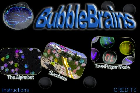 【免費解謎App】Bubble Brains 1.0-APP點子