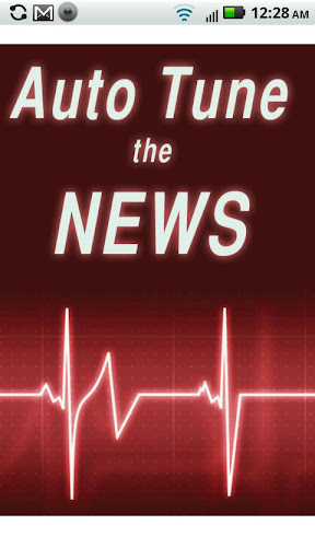 Auto Tune the News