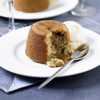 Molten Toffee Puddings