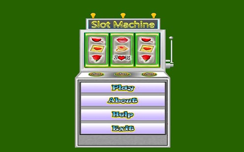Romantic Slot Machine - screenshot