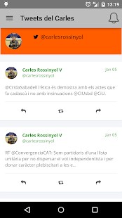 Carles Rossinyol - screenshot