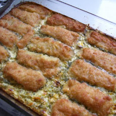 Kid's Fish Stick Casserole