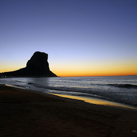 Calpe, Spain by Paul Jovanovic - Nature Up Close Water