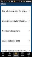 Screenshot of Morgondagens Stjärnor