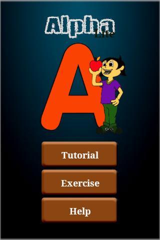 Alphabet for Kids - Alpha Lite
