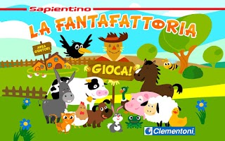 Screenshot of LA FANTAFATTORIA