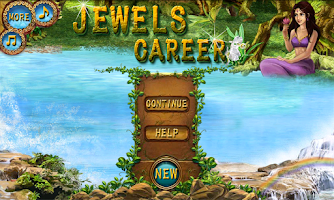 Screenshot of Jewels Career