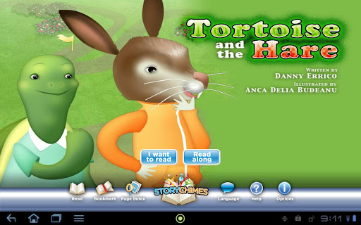 Tortoise Hare StoryChime
