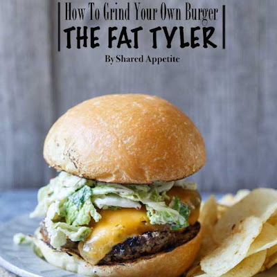 The Fat Tyler Burger