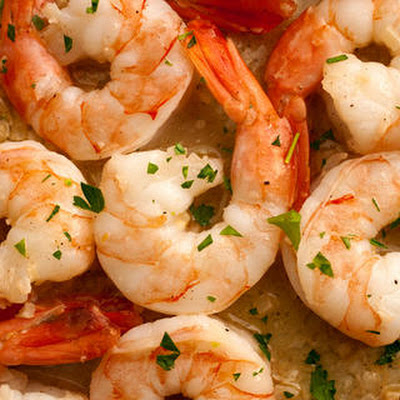 Basic Shrimp Scampi