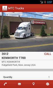 MTC Kenworth - screenshot