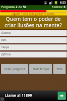 Screenshot of Crepúsculo