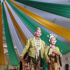 Central Java wedding by Bayu Saputra - Wedding Ceremony ( culture )