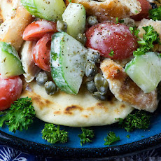 One Bowl Chicken Souvlaki