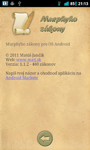 【免費漫畫App】Murphyho zákony-APP點子