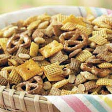Zesty Texas Snack Mix