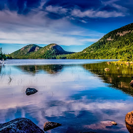 Acadia National Park by John Schwartz - Landscapes Mountains & Hills ( boston, maine, pa, summer )