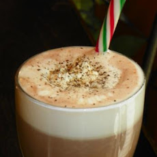Hot Peppermint Schnapps Chocolate