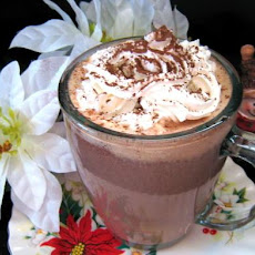 Hot Mocha Float