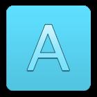 Arctic Blue CM11 AOKP Theme icon