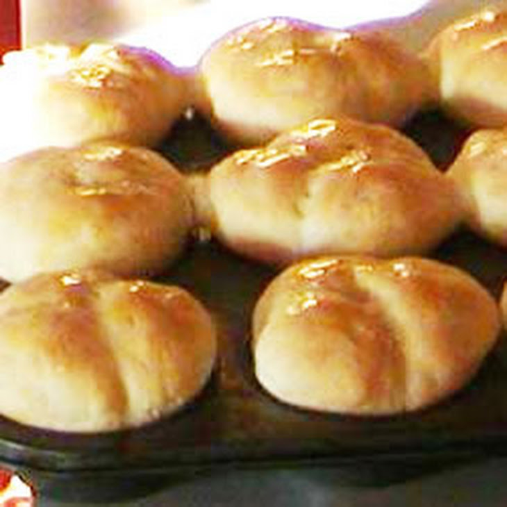 Mom's Yeast Rolls