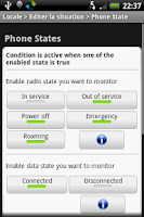 Screenshot of Locale Phone State Plug-in
