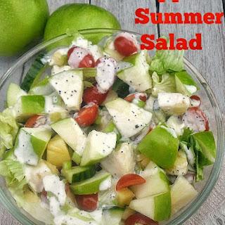 Tomato Apple Salad Recipes