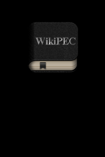 WikiPEC - screenshot