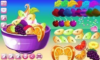 Screenshot of Frozen Yogurt Delight Lite