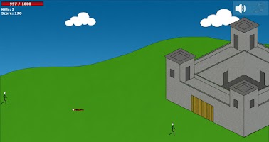 Screenshot of Castle Crashers