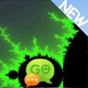 GO SMS PRO Theme - Fractal