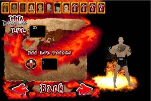 Screenshot of MMA Zombie DEMO