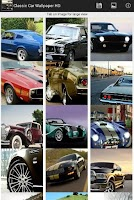Screenshot of Classic Car wallpapers