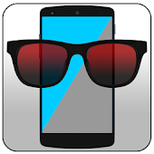 App Anti Bluelight Screen Filter APK for Kindle