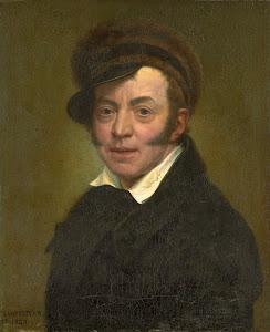 RIJKS: Jan Kamphuysen: painting 1825